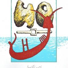 Zonder titel (V) - Arno Arts