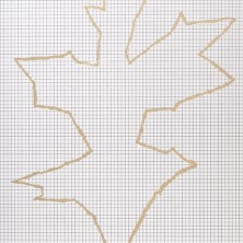 One leaf - Harrie Gerritz