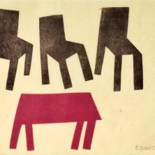 La chaise - Klaas Gubbels