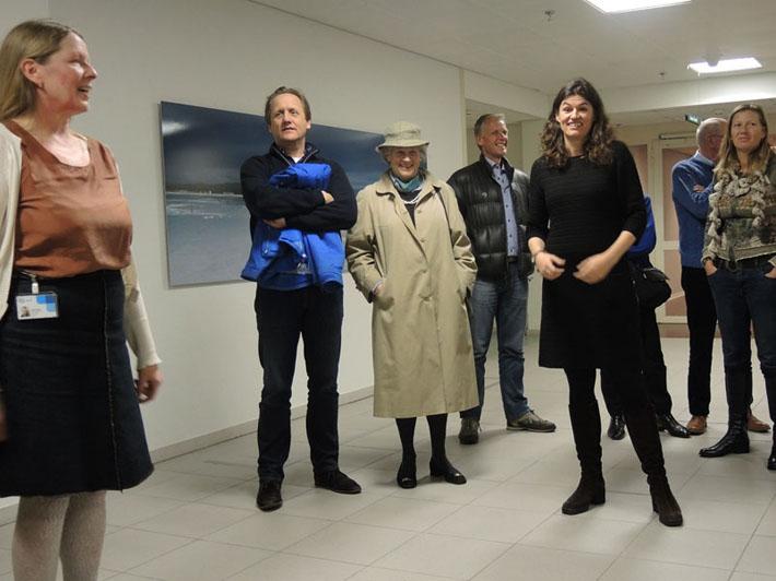De kunstcoordinator Mirjam Geelink vertelt over de noodzaak van kunst in Rijnstate