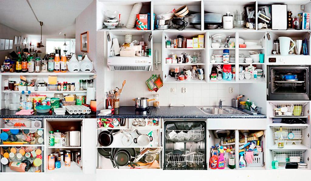 Een kijkje in de keuken van erik klein wolterink rijnstate kunstcollectie - De keuken ...