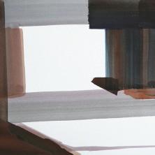 nr 03 2012 aquarel 17x26cm 625€ ingelijst