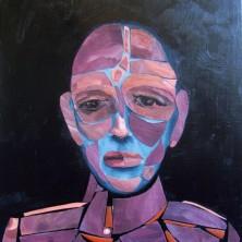zelfportret-90x80cm